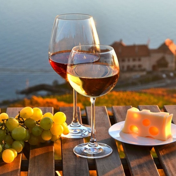 ფრანგული და იტალიური ღვინოები